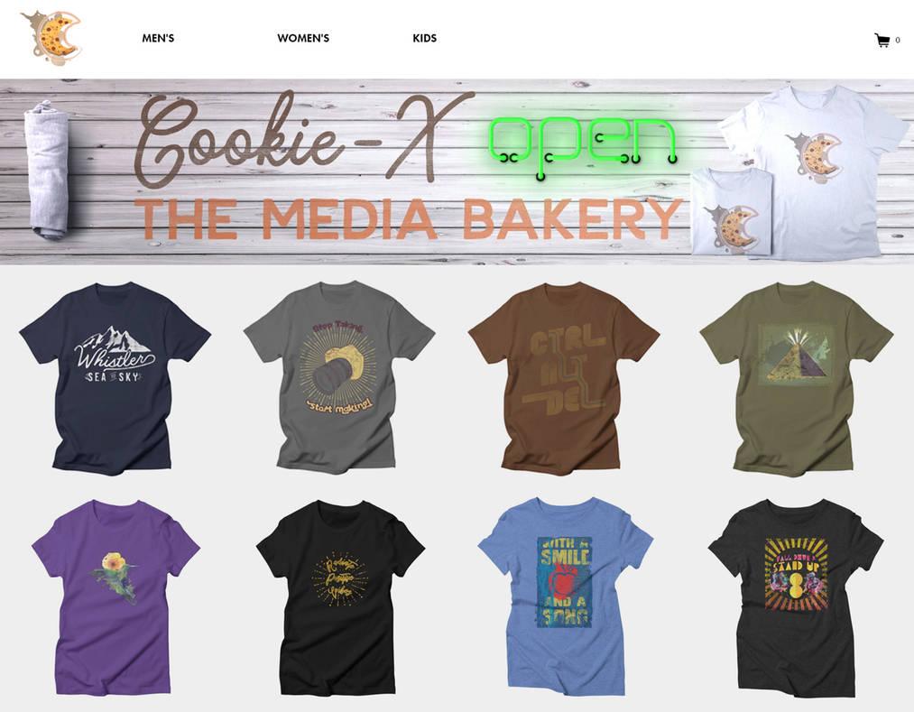 Cookie-X Artist Shop