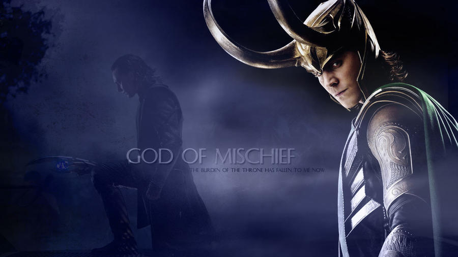 Loki God of Mischief by Gatewhale on DeviantArt