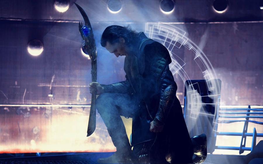 Loki God by Gatewhale