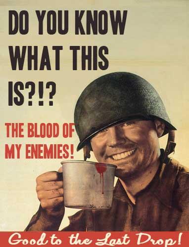Soldier Propaganda 1 by chikkiboo
