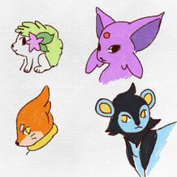 Pokemon dump by toutbrush