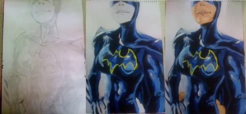 Batgirl Acrylic