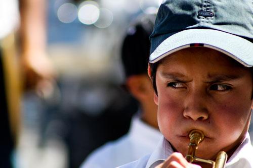 El  trompetista by Ninagalera