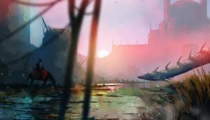 - encounter - by omertunc