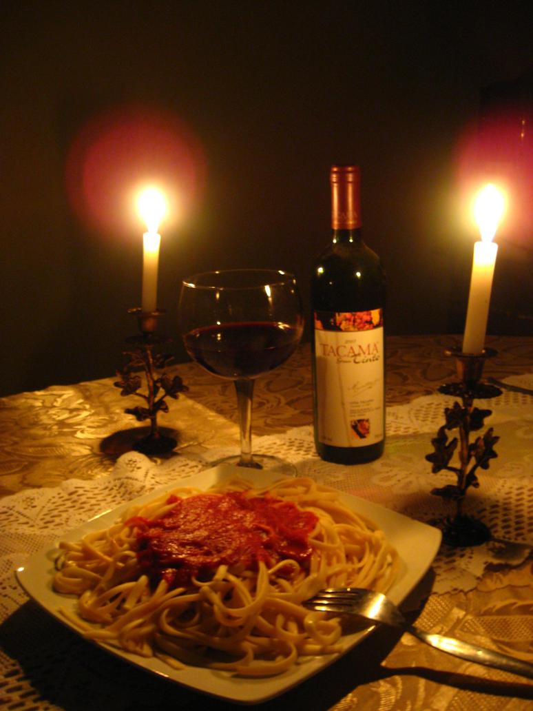 Cena romantica by lambech on deviantart - Cena romantica a casa ...