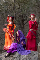 sound horizon-vagrant sisters by Phoenixiaoio