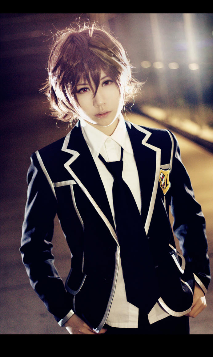 Guilty Crown - shu by Phoenixiaoio