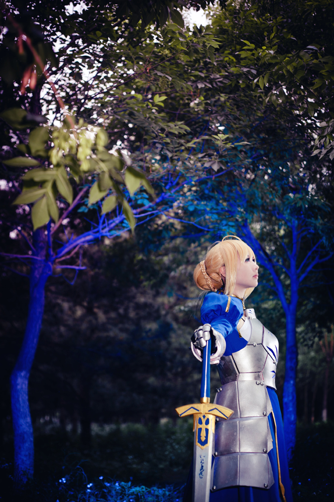 fate zero - three by Phoenixiaoio