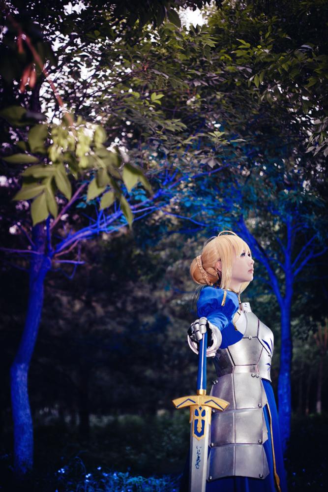 fate zero - three by Phoenixiaoio