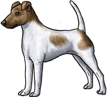 Fox Terrier by FrightRat