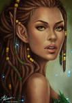 Commission: Josara