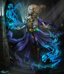 Outcast Odysset Contest Entry - Wizard/Warlock