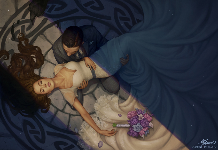 Lay Me Down by giselleukardi