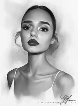 Portrait Study III