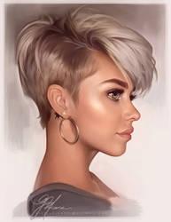 Portrait Studi IV