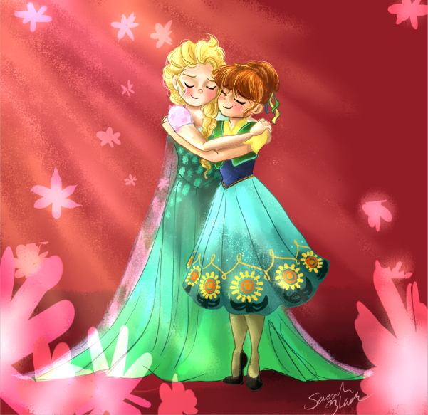 Sisters Forever by Blossom525