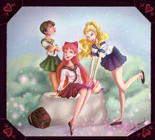 PowerPuff Gurls by Blossom525