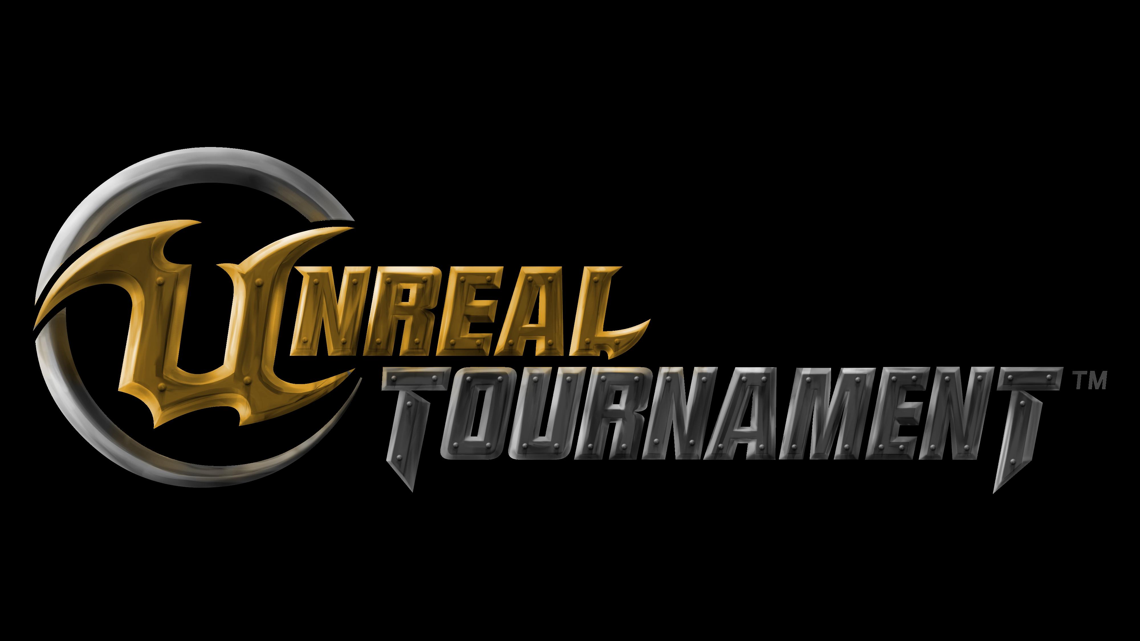 Unreal Tournament Gold-Silver Logo