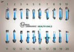 Unreal Tournament - Health Vials Concept Art