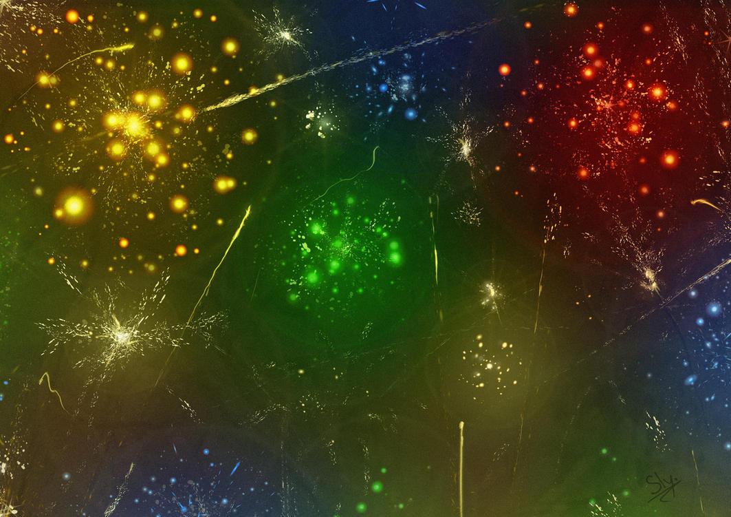 Sparkling Sky by Sly-Mk3