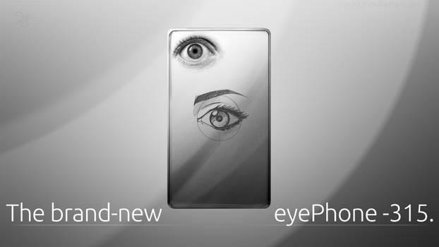 Eye want an eyePhone. - [4K Wallpaper]