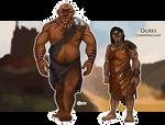 WoC races - Ogres