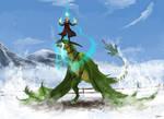 Frost summoners
