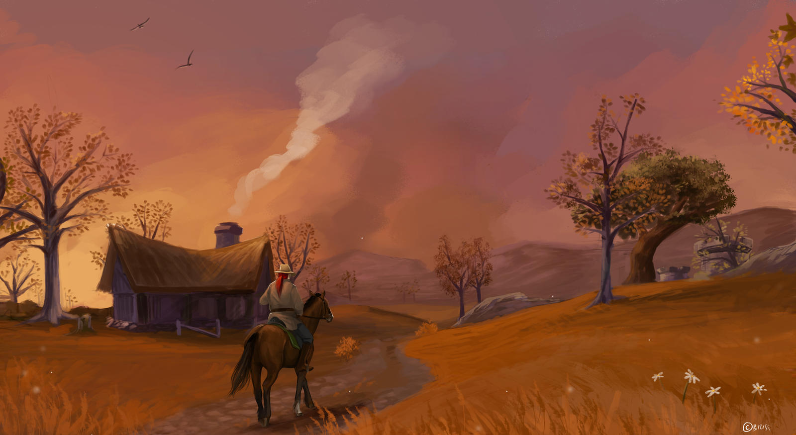 Home in westfall by brissinge on deviantart for West fall