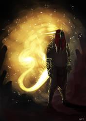 Dragon's light by Brissinge