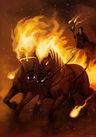 Firestorm by Brissinge