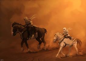 Mad Bros: fury road by Brissinge