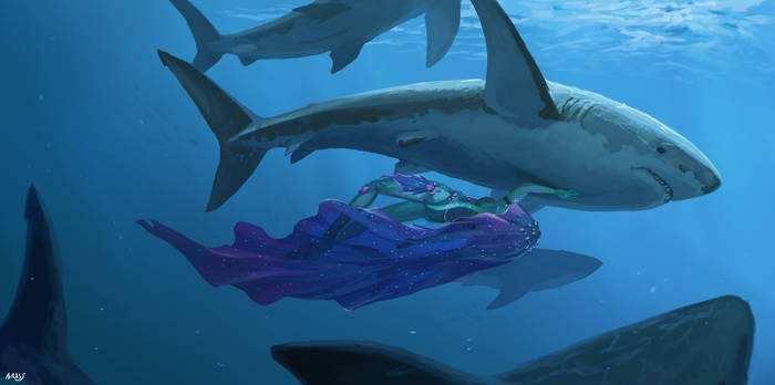 YCH: Kings of the sea