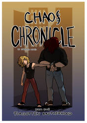 Chaos chronicle book 1: Cover