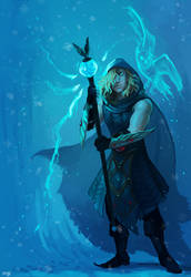 Archmage of frost