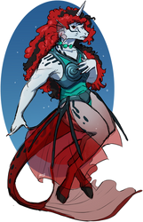 *SOLD*Adopt: Neweira - The metal siren