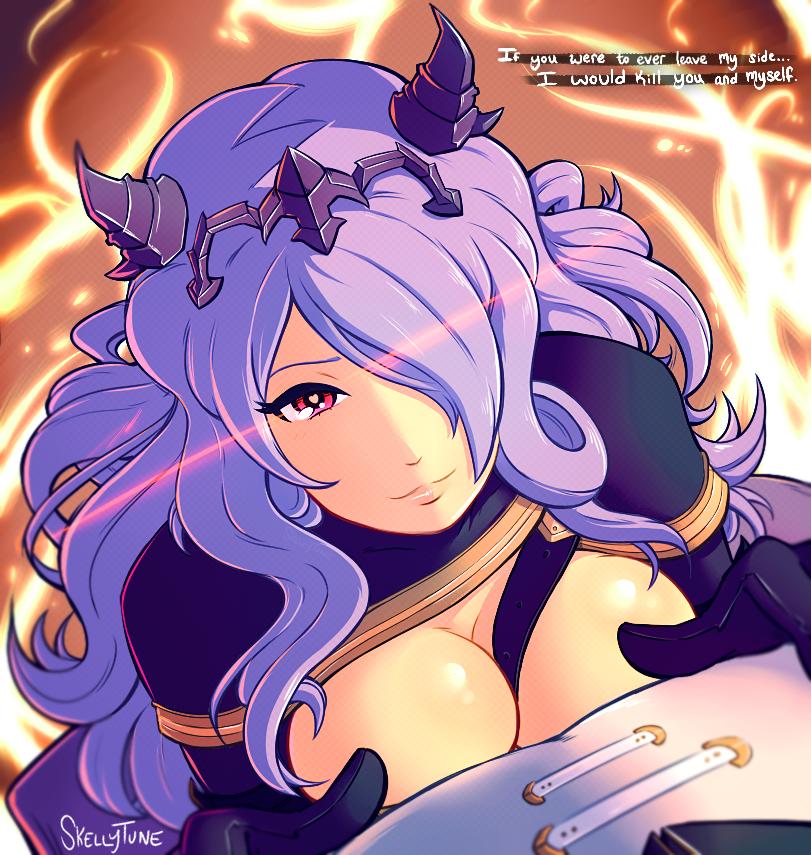 Crazy Camilla by Skellytune