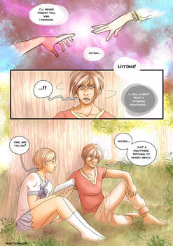 A moment together - page 1