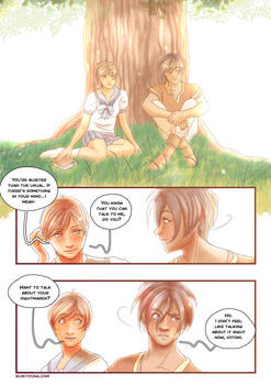 A moment together - page 2