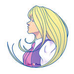 Allen's magical hair