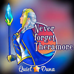 Never forget Theramore