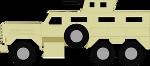 Odin Armed Forces - Bonecrusher MRAP