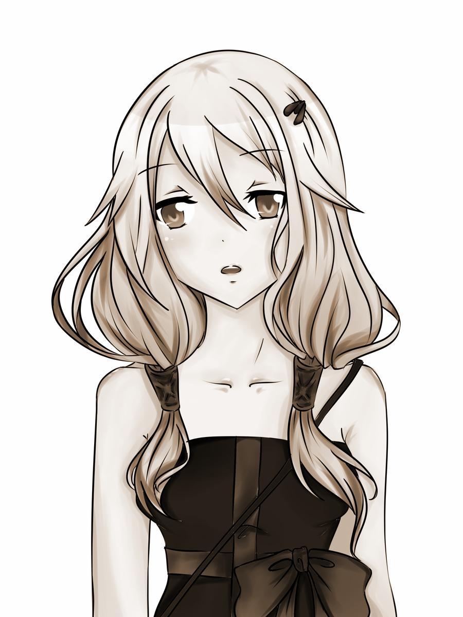 Inori by adelinelinee
