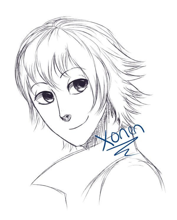 Jin Sketch