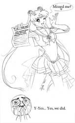 Sailor Moon 2013 Announcement