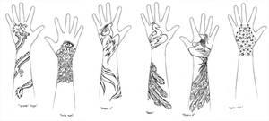 Arm Tattoo Designs