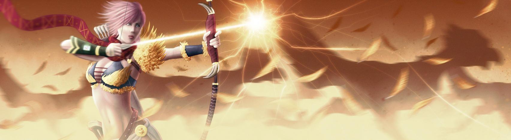 Lightning Returns: FFXIII - Chocobo Princess by JussiKarro