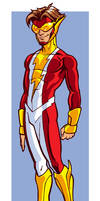 Kid Flash Redesign