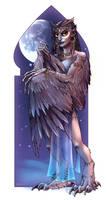 Owl Harpy