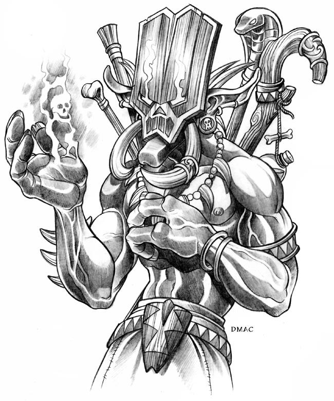 Deja aquí tus dibujos! ^^ - Página 2 WoW_Troll_Shadowhunter_by_D_MAC