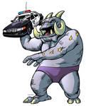 Beast of Kilamanjaro From FMW